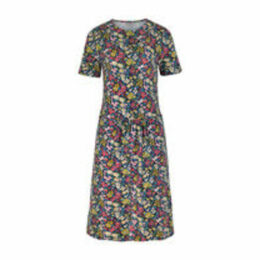 Flower Meadow Jersey Dress