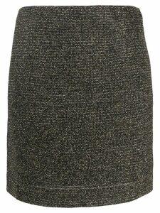 Missoni metallic mini skirt - Black
