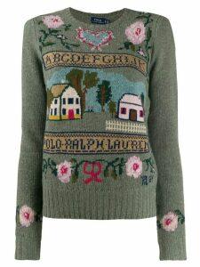 Polo Ralph Lauren Loden knit jumper - Green