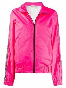 Fiorucci Tyvek bomber jacket - Pink