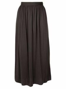 The Row Tina skirt - Blue