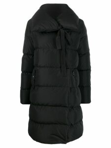 Bacon Big Puffa coat - Black