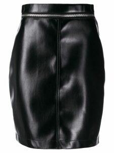 Philosophy Di Lorenzo Serafini zip waist mini skirt - Black