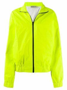 Fiorucci Tyvek bomber jacket - Yellow
