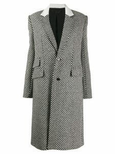 Haider Ackermann Chapman coat - Black