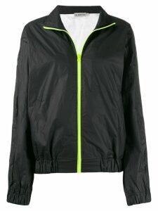 Fiorucci Tyvek bomber jacket - Black