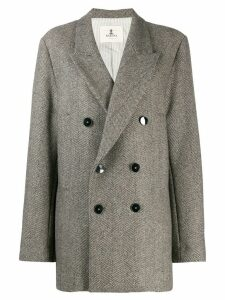 Barena Ettore Rescona coat - Brown