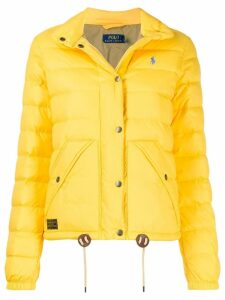 Polo Ralph Lauren padded shell jacket - Yellow