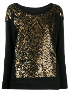 Antonio Marras sequinned sweatshirt - Black