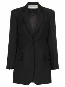 Valentino boxy-cut blazer - Black