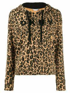 DKNY Crosby hoodie - Brown