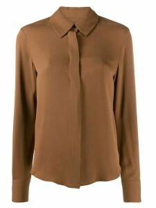Tom Ford silk shirt - Brown