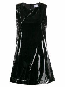 Chiara Ferragni A-line mini dress - Black