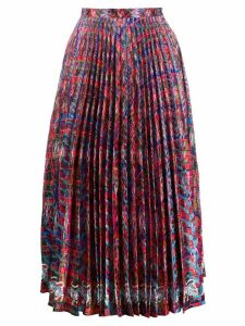 Saloni Kim skirt - Red