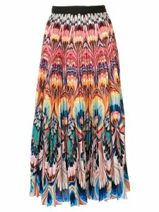 Mary Katrantzou geometric flared skirt - Multicolour