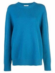 Tibi Airy sweater - Blue