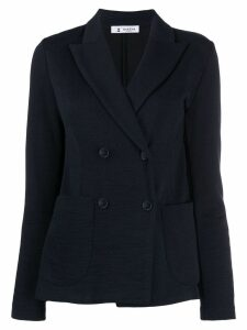 Barena double-breasted blazer - Blue
