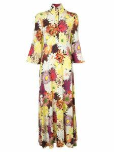 Ellery floral maxi dress - Multicolour