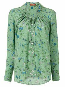 Altuzarra floral print shirt - Green