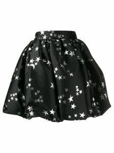 P.A.R.O.S.H. star print skirt - Black