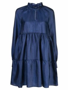 Stine Goya Jasmine dress - Blue