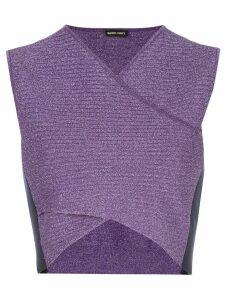 Rachel Comey Lacy top - Purple