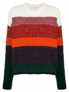 Dorothee Schumacher striped knit jumper - Neutrals