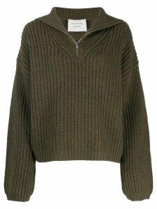 Les Coyotes De Paris Roisin sweater - Green