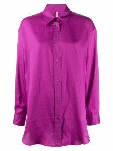 Indress long sleeved shirt - Purple
