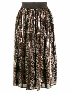 Steffen Schraut Wild Cat skirt - Brown