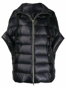 Herno padded gilet jacket - Black