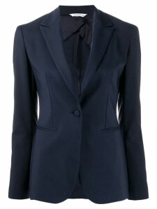 Tonello fitted blazer - Blue