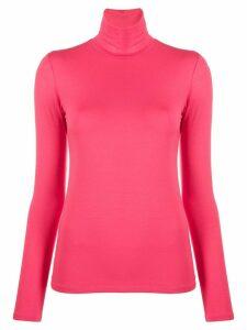 Majestic Filatures Groseille jumper - Pink