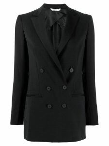 Tonello double breasted blazer - Black