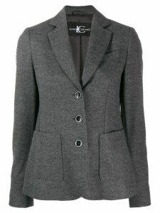 Luisa Cerano casual blazer - Grey