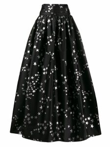 P.A.R.O.S.H. Postard skirt - Black