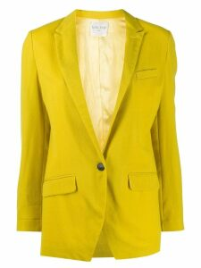 Forte Forte single breasted jacket - Yellow