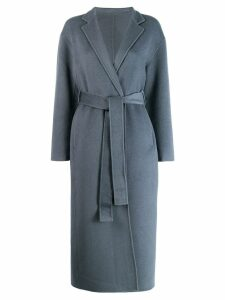 Filippa-K Alexa coat - Blue