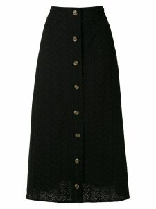 Nk Kamila embroidered skirt - Black