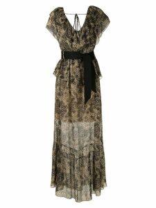 Nk Asas Kesia long dress - Black