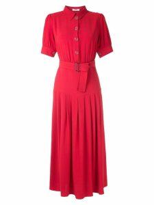 Nk Fluid Jeane dress - Red
