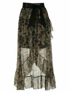 Nk Asas Kaori silk skirt - Black