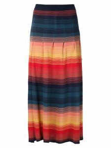 Nk Mia Horizon knit skirt - Multicolour