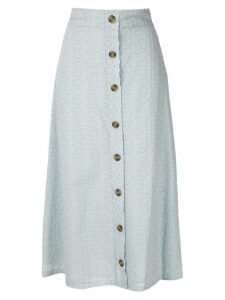 Nk Kamila midi skirt - Blue