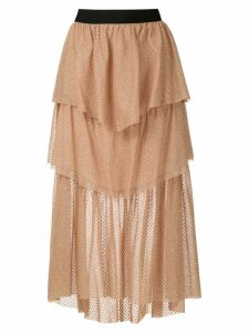 Nk Orvalho Louise skirt - Neutrals