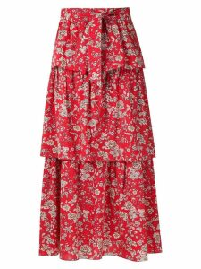 Nk Flower Larissa printed skirt - Multicolour
