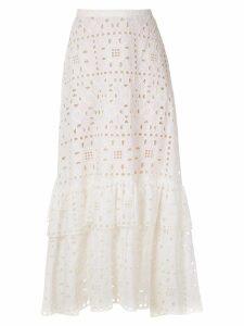 Nk Oasis Camila skirt - White