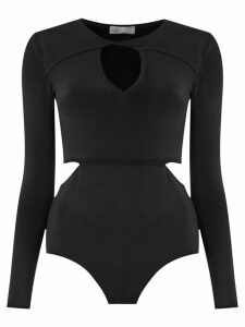 Nk Luciana knitted bodysuit - Black