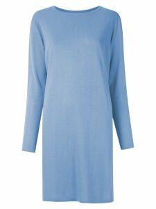 Alcaçuz Neriah knit blouse - Blue