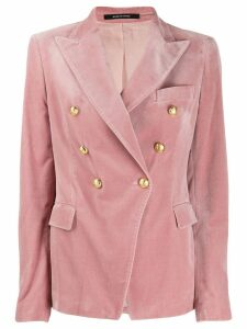 Tagliatore Jalicya blazer - Pink